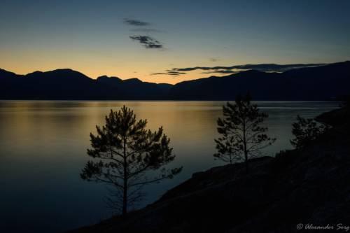 Norwegen Landschaft D72 0211