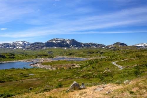 Norwegen Landschaft D72 0435