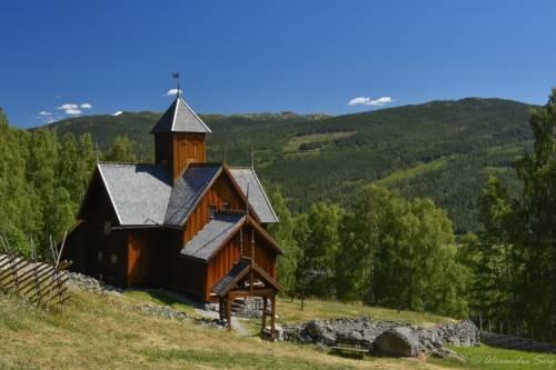 Norwegen Landschaft D72 9639