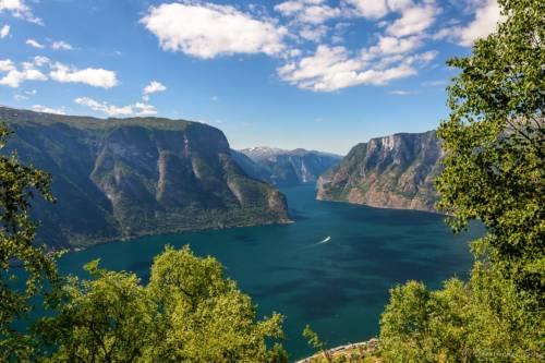 Norwegen Landschaft D72 9751