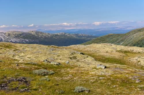 Norwegen Landschaft D72 9781
