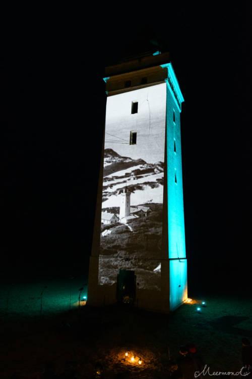 Szenen aus der Geschichte des Turms