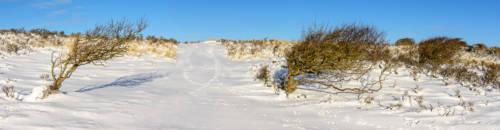 Dänemark Rubjerg Knude Fyr Winter--3