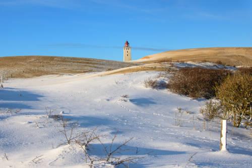 Dänemark Rubjerg Knude Fyr Winter-5659
