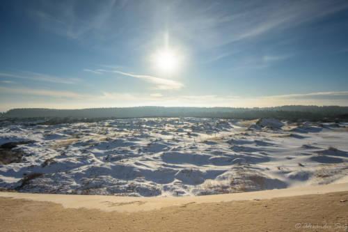 Dänemark Rubjerg Knude Fyr Winter-5681