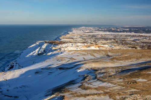 Dänemark Rubjerg Knude Fyr Winter-5729