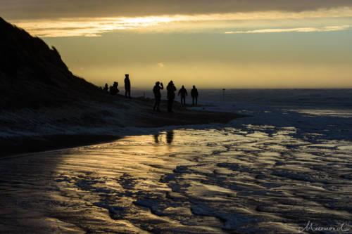 Stürmische Nordsee - Løkken Strand 3