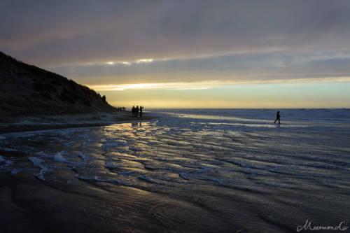 Stürmische Nordsee - Løkken Strand 2