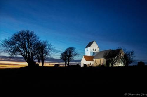 Aggersborg Kirche Limfjord Wikinger