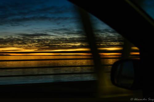 Über den Limfjord nach Aggersund