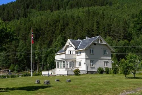 Norwegen Haus