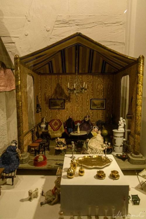 Puppenhaus im Spielzeugmuseum